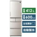 《基本設置料金セット》 SJ-W412E-S 冷蔵庫