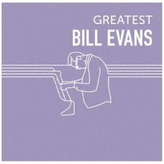 ビル・エヴァンス/ GREATEST BILL EVANS 【CD】