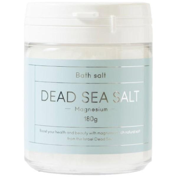 バスソルト 死海の塩マグネシウム(180g)12-905-4040 [入浴剤]