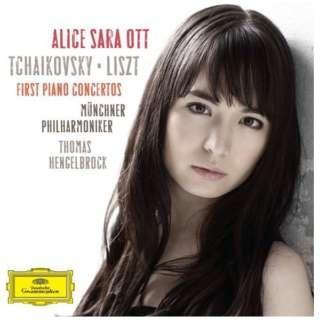 アリス=紗良・オット(p)/ チャイコフスキー&リスト:ピアノ協奏曲第1番 生産限定盤 【CD】