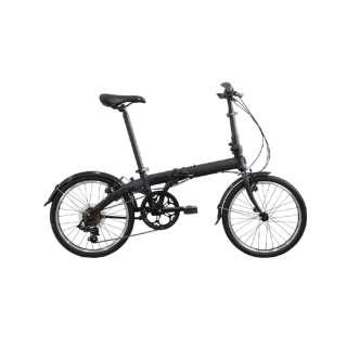 20型 折りたたみ自転車 Route(マットブラック/外装7段変速)【2020年モデル】