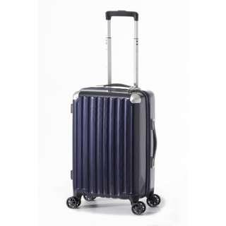 スーツケース ハードキャリー 31L カーボンネイビー ALI-6008-18 [TSAロック搭載]