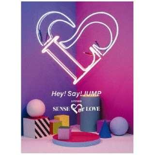 Hey! Say! JUMP/ Hey! Say! JUMP LIVE TOUR SENSE or LOVE 初回限定盤 【DVD】