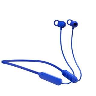 ブルートゥースイヤホン カナル型 JIB+ BLUE S2JPW-M101 [リモコン・マイク対応 /ワイヤレス(ネックバンド) /Bluetooth]