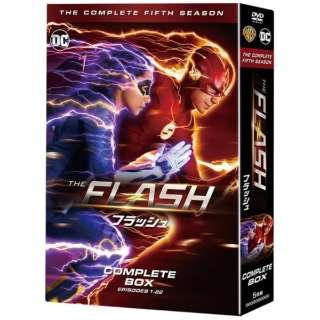 THE FLASH / フラッシュ <フィフス・シーズン> DVD コンプリート・ボックス 【DVD】