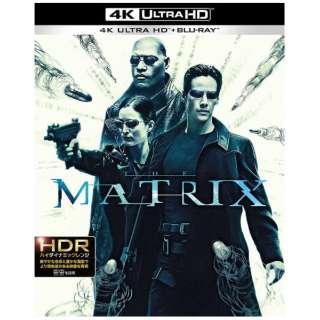 マトリックス 日本語吹替音声追加収録版 <4K ULTRA HD&HDデジタル・リマスター ブルーレイ> 【Ultra HD ブルーレイソフト】