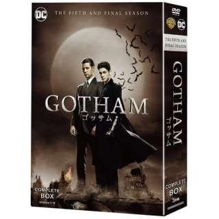 GOTHAM/ゴッサム <ファイナル・シーズン> DVD コンプリート・ボックス 【DVD】