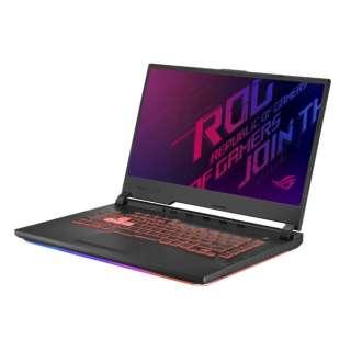 G531GT-I7G1650 ゲーミングノートパソコン ROG Strix G ブラック [15.6型 /intel Core i7 /SSD:512GB /メモリ:16GB /2019年7月モデル]