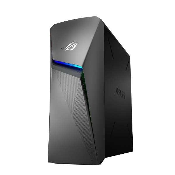 GL10CS-I79G1050 ゲーミングデスクトップパソコン ROG STRIX アイアングレー [モニター無し /SSD:512GB /メモリ:16GB /2019年6月モデル]