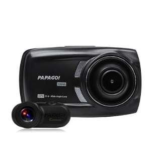 ドライブレコーダー GSS70GS1-32G [一体型 /Full HD(200万画素) /前後カメラ対応]