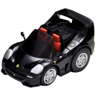 チョロQ Z-70b フェラーリF50(黒)オープン