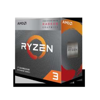 AMD Ryzen 3 3200G With Wraith Stealth cooler (4C4T4.0GHz65W) YD3200C5FHBOX