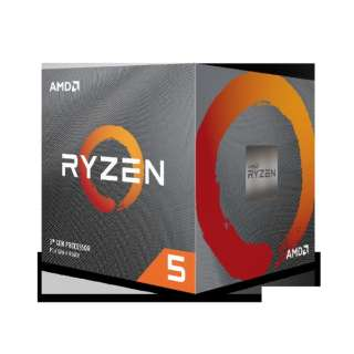 AMD Ryzen 5 3600X With Wraith Spire cooler (6C12T4.4GHz95W) 100-100000022BOX
