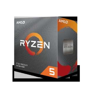 AMD Ryzen 5 3600 With Wraith Stealth cooler (6C12T3.6GHz65W) 100-100000031BOX