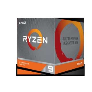 AMD Ryzen 9 3900X With Wraith Prism cooler (12C24T4.6GHz105W) 100-100000023BOX