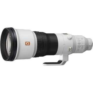 カメラレンズ FE 600mm F4 GM  OSS G Master ホワイト SEL600F40GM [ソニーE /単焦点レンズ]