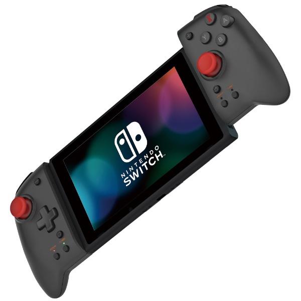 携帯モード専用グリップコントローラー for Nintendo Switch NSW-182 [DAEMON X MACHINA] 製品画像