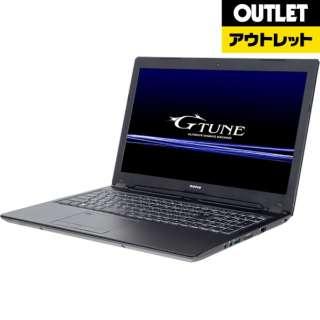 【アウトレット品】 15.6型ゲーミングノートPC[Core i7・HDD 1TB・SSD 256GB・メモリ 16GB・GTX1070 MaX-Q・Win10Home] BC-GN87M1S2H1G17Q-18L 【外装不良品】
