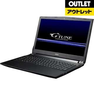 【アウトレット品】 15.6型ゲーミングノートPC[Core i7・HDD 1TB・SSD 256GB・メモリ 16GB・GTX1060] BC-GN5I875HM1S2H1G16L 【外装不良品】