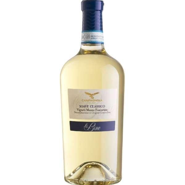 カンパニョーラ レ ビーネ ソアヴェ クラシコ 750ml【白ワイン】