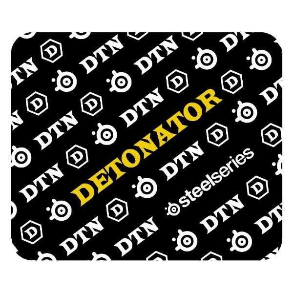 63833 ゲーミングマウスパッド QcK DeToNator EDITION