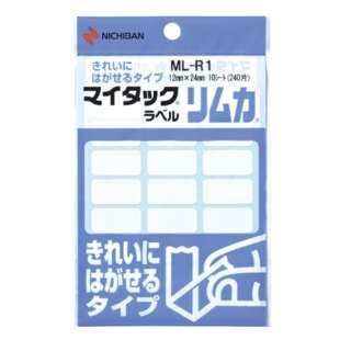 特殊ラベル リムカ マイタック ML-R1 [10シート /24面]