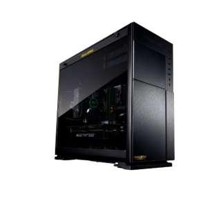 GALLERIA_GAMEMASTER_GX71R8T ゲーミングデスクトップパソコン GAMEMASTER [モニター無し /HDD:3TB /SSD:512GB /メモリ:16GB /2019年7月モデル]