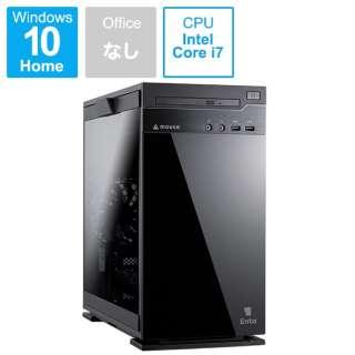 ENTA-97M16-191 デスクトップパソコン ENTA [モニター無し /HDD:1TB /SSD:240GB /メモリ:16GB /2019年7月モデル]