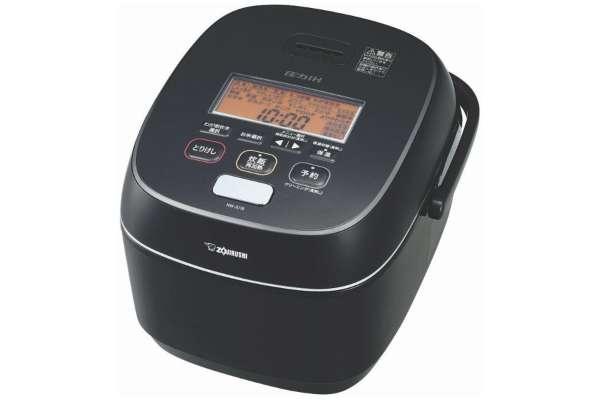 炊飯器のおすすめ17選 象印「極め炊き」NW-JU18-BA(圧力IH)