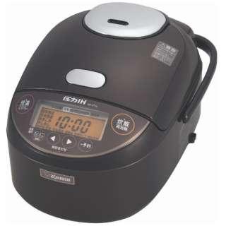 NP-ZT10-TD 炊飯器 極め炊き ダークブラウン [5.5合 /圧力IH]