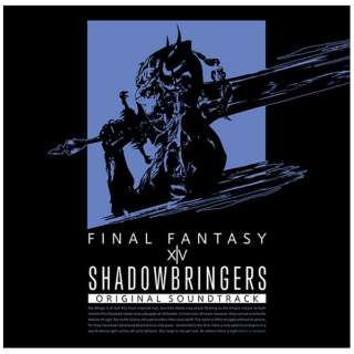 SHADOWBRINGERS: FINAL FANTASY XIV Original Soundtrack(映像付サントラ/Blu-ray Disc Music) 【ブルーレイ】