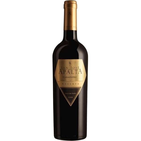 サン・ホセ・アパルタ カルメネール レゼルバ 750ml【赤ワイン】