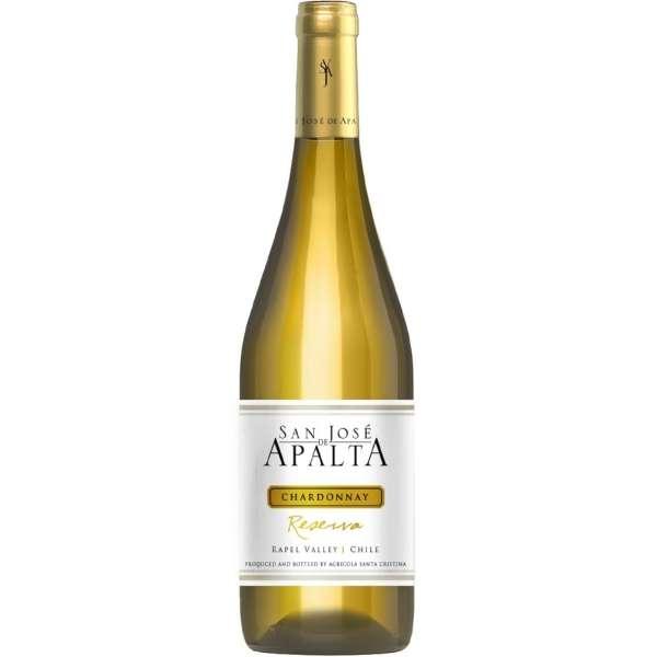 サン・ホセ・アパルタ シャルドネ レゼルバ 750ml【白ワイン】