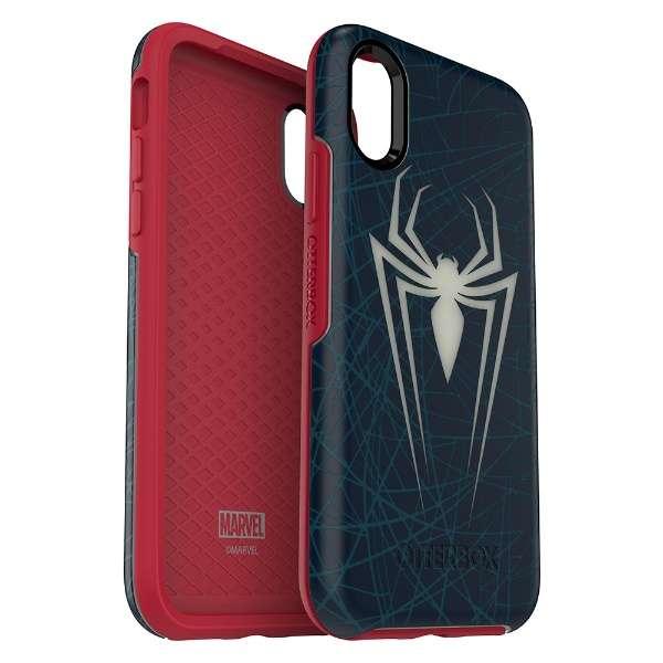 シンメトリーシリーズ SPIDERMAN for iPhone X/XS 77-60247