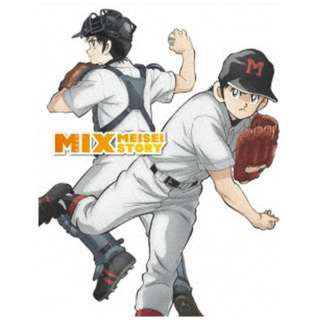 MIX Blu-ray Disc BOX Vol.1 完全生産限定版 【ブルーレイ】