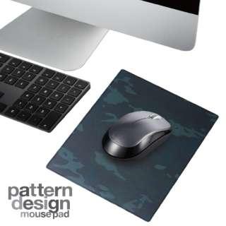 MP-TBGCAM マウスパッド パターンデザイン XLサイズ[174x224x0.9mm] 迷彩