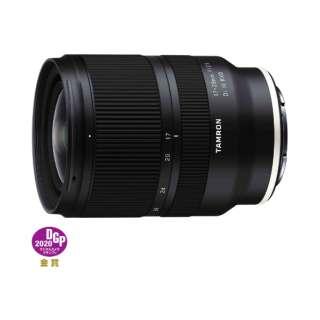 カメラレンズ 17-28mm F/2.8 Di III RXD A046 [ソニーE /ズームレンズ]