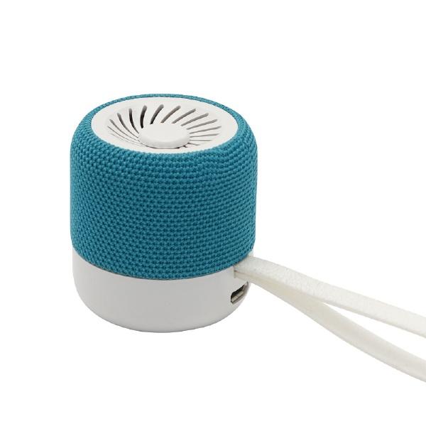 ブルートゥーススピーカー KIWI KWQ1-TBL [Bluetooth対応]