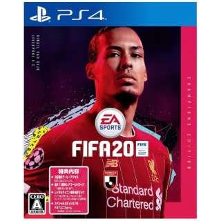 FIFA 20 Champions Edition 【PS4】