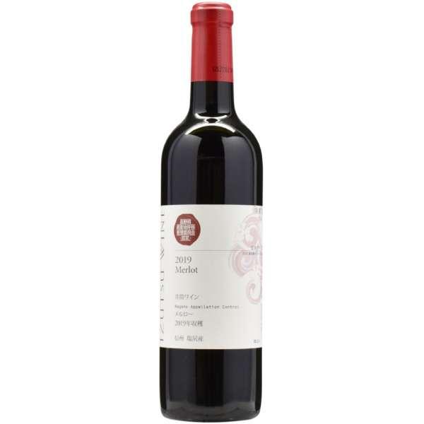 井筒ワイン NAC メルロー 720ml【赤ワイン】