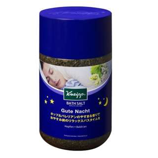 KNEIPP(クナイプ) バスソルト グーテナハト ホップ&バレリアンの香り 850g
