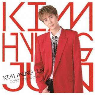 KIM HYUNG JUN/ Catch the Wave 通常盤A 【CD】