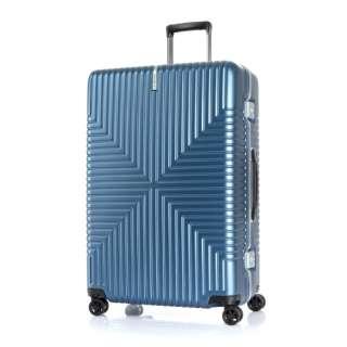 スーツケース 93L INTERSECT(インターセクト) ネイビー GV5-41003 [TSAロック搭載]