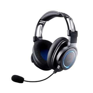 ATH-G1WL ゲーミングヘッドセット ブラック [ワイヤレス(USB) /両耳 /ヘッドバンドタイプ]