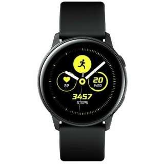 SM-R500NZKAXJP ウェアラブル端末 Galaxy Watch Active ブラック