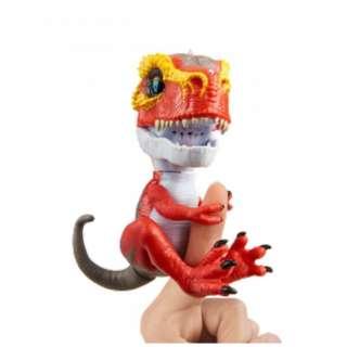 手のり恐竜!ジュラミン!暴君王レッドT-REX