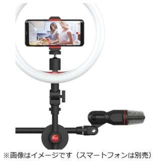 デジタルカメラ、スマートフォン対応 ストリーマー クリエイター向け動画撮影キット AF-99