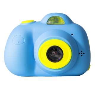 キッズトイカメラ KI-CA-BU-01 ブルー