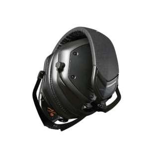 ヘッドホン M-100MA-MB マットブラック [マイク対応 /φ3.5mm ミニプラグ /ハイレゾ対応]