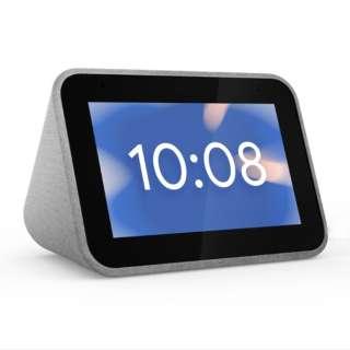 ZA4R0007JP Googleアシスタント搭載 Lenovo Smart Clock [Bluetooth対応 /Wi-Fi対応]